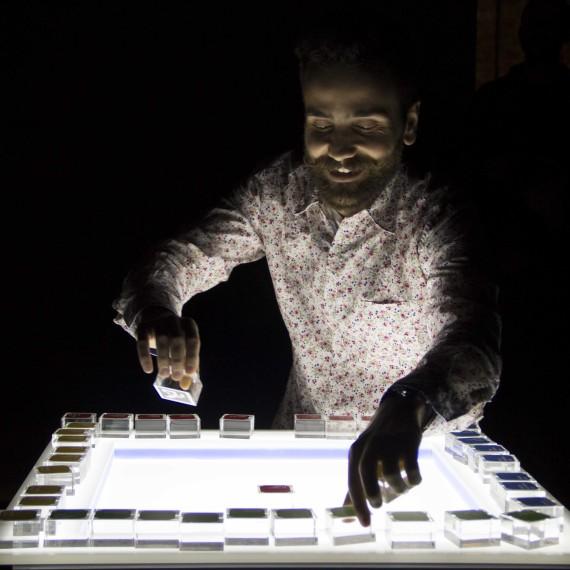 DJ Battle all' Elita Sunday Park con mash Machine
